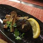 鉄板Diner JAKEN - 焼き野菜盛り合わせ
