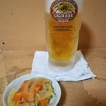 おる商店 - キリン生ビール