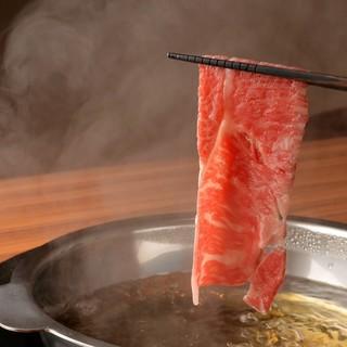 肉と和の融合に欠かせない出汁