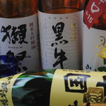 居酒屋 夕顔 - 厳選日本酒!