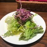 osteria cicchetti - サラダ
