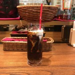 osteria cicchetti - アイスコーヒー