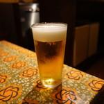 clap - ☆生ビール!(^^)!☆