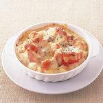 カプリチョーザ - エビとトマトのクリームチーズドリア