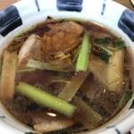 ソバ カフェ 渓水 - 鴨汁