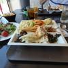 エンゼルフォレスト 那須白河 - 料理写真:サラダは新鮮