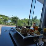 エンゼルフォレスト 那須白河 - 景色は最高