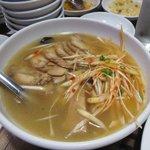 媽媽厨房 - 鶏葱麺