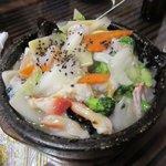 媽媽厨房 - 海鮮土鍋