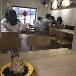 鼎雲茶倉 - 居心地の良い店内