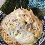 秋葉原つけ麺 油そば 楽 -
