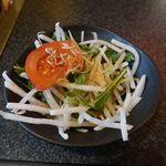 食彩和牛しげ吉 - サラダ