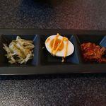 食彩和牛しげ吉 - 前菜