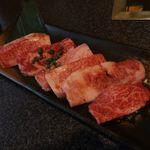食彩和牛しげ吉 - カルビ