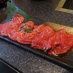 食彩和牛しげ吉 - 赤身肉
