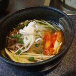 食彩和牛しげ吉 - 小冷麺