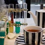ジンジャーガーデンアオヤマ - 紅茶とジンジャーシロップ