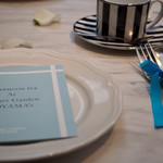 ジンジャーガーデンアオヤマ - テーブルセッティング