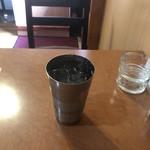 シッダールタ - お水、灰皿完備
