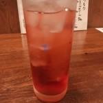 おだいじん - 北海道ハスカップサワー