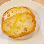 ソラティオ イタリアーノ - ランチ@アルコバレーノ パン