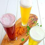 LOCHE MARKET STORE  - ドリンク写真:女性にも飲みやすいビアカクテル!ノンアルコールカクテルも!