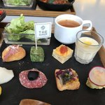 THE GARDEN cafe&sweets -