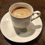 ワインレストラン ドミナス - コーヒー