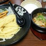 北一倶楽部 - 醤油つけ麺