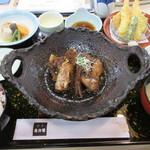 稚加榮 - 【煮付け定食 1500円(数量限定)】