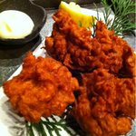 8665145 - 鶏の唐揚げ