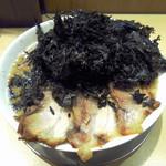 麺工 豊潤亭 - のり中華そば(250g)+チャーシュー1190円