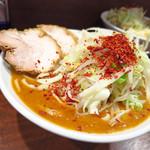 麺屋 づかちゃん - 味噌ラーメン