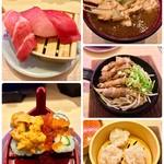 寿司めいじん  - 料理写真:合計 2042円