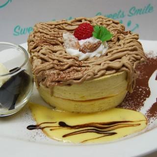 【6月のパンケーキ】『Coffeeパンケーキ』