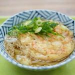 うどん さか枝 - 料理写真: