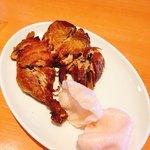 牡丹飯店 - 田舎風揚げ鶏もも