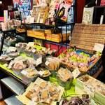 サロン・ド・テ・アルション - 焼き菓子いっぱい!
