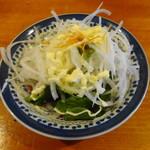 えん処 こばく亭 - サラダ