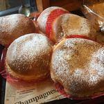 麦の実 - チーズクリームパン