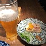 Yakitorisuehirogari - こりこりやくにくにいろんな食感が楽しめるよ