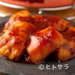 大山ホルモン - プリプリ食感も楽しい、お店のイチオシ『マルチョウ』