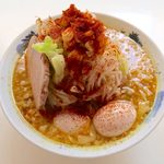 麺屋 神鳴 -