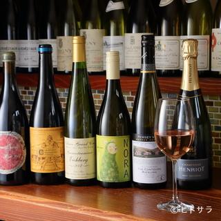 ソムリエが厳選したワインと中国料理の素敵なマリアージュ