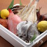 旬鮮酒場 華肴 - 旨みがギュッとつまった『石川県能登産の厳選干物各種』