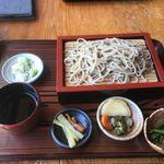 古代村 - せいろ蕎麦(十割蕎麦)