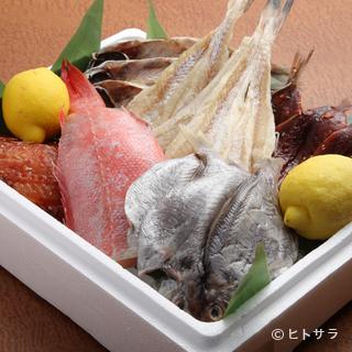 旨みがギュッとつまった『石川県能登産の厳選干物各種』