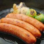 腸詰屋 - 料理写真: