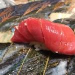 第三春美鮨 - シビマグロ 150kg 腹中 蛇腹 巻き網漁 熟成8日目 宮城県塩釜