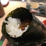第三春美鮨 - 干瓢巻き